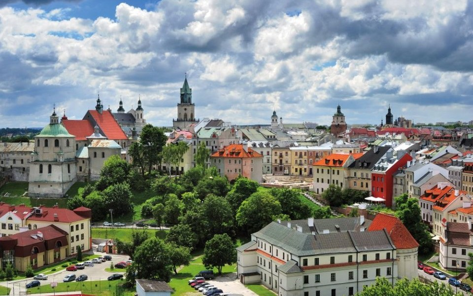panorama-Lublina